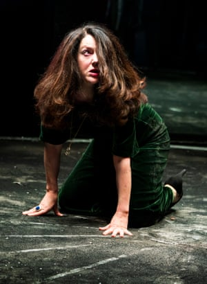Derbhle Crotty as Elizabeth
