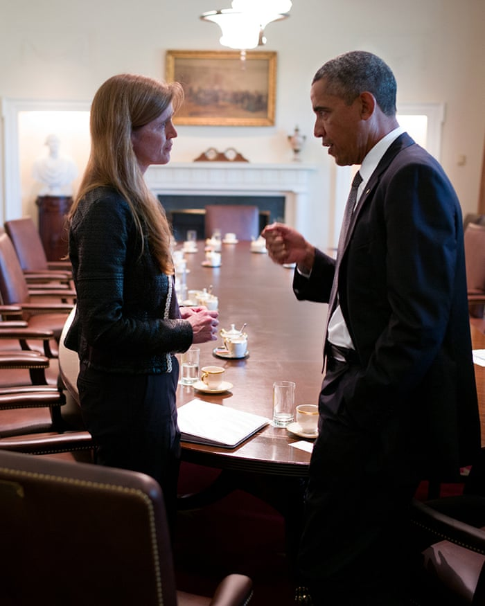 Ben Rhodes: 'Obama has a serenity that I don't. I get more exercised' |  Film | The Guardian