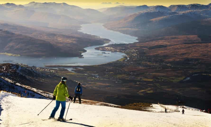 The Met Office has warned the skiing industry in Scotland could collapse within 50 years as winters become too mild for regular snowfall.