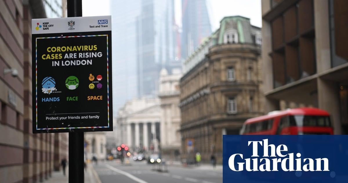 The UK economy's coronavirus crisis in five charts