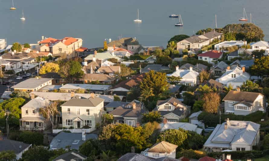 Houses in Auckland, New Zealand