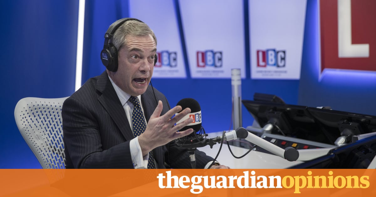 My charity's libel action against Nigel Farage marks a defeat for fake news | Nick Lowles
