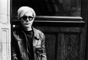 Pop artist and film-maker Andy Warhol on 1 May 1967 (1928 - 1987)