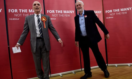 Of all the hills to die on, why on earth has Labour chosen Chris Williamson?