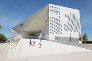 MECA (Maison de l'Economie Creative et de la Culture), is a multidisciplinary arts centre in Bordeaux, Nouvelle Aquitaine, France.