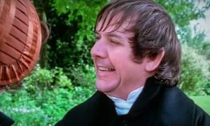 David Bamber as Mr Collins