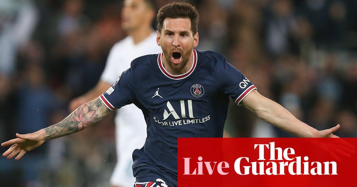 Paris Saint-Germain 2-0 Manchester City: Champions League – reaction!