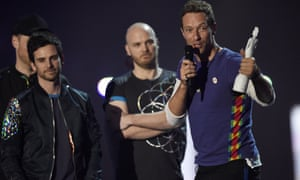 Yes, we are jolly likable … Coldplay.