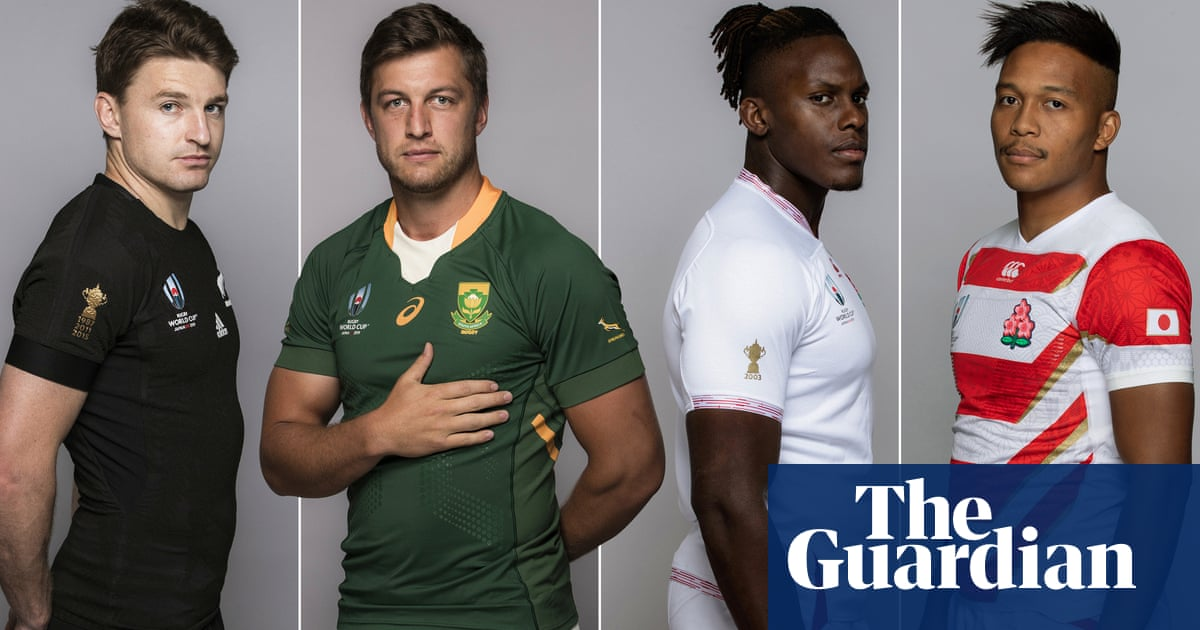 Rugby World Cup 2019: Guardian writers teams of the tournament
