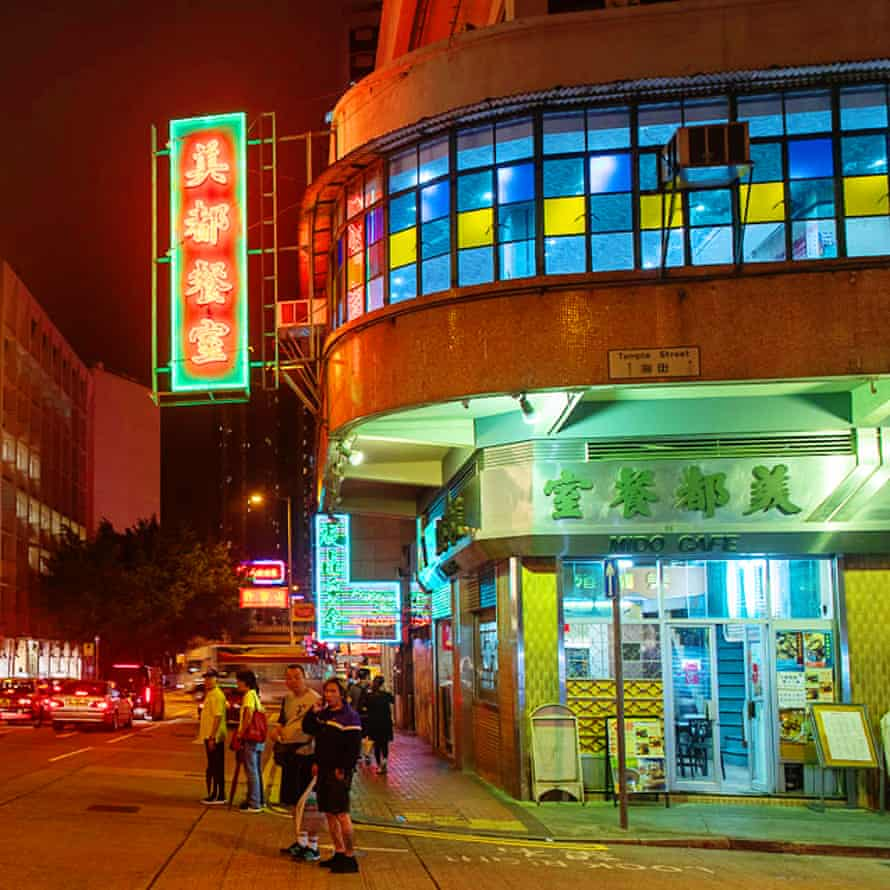 Mido Cafe, opened in the heart of blue-collar Yau Ma Tei district in 1950, has become a favourite spot for those nostalgic of Hong Kong's golden days