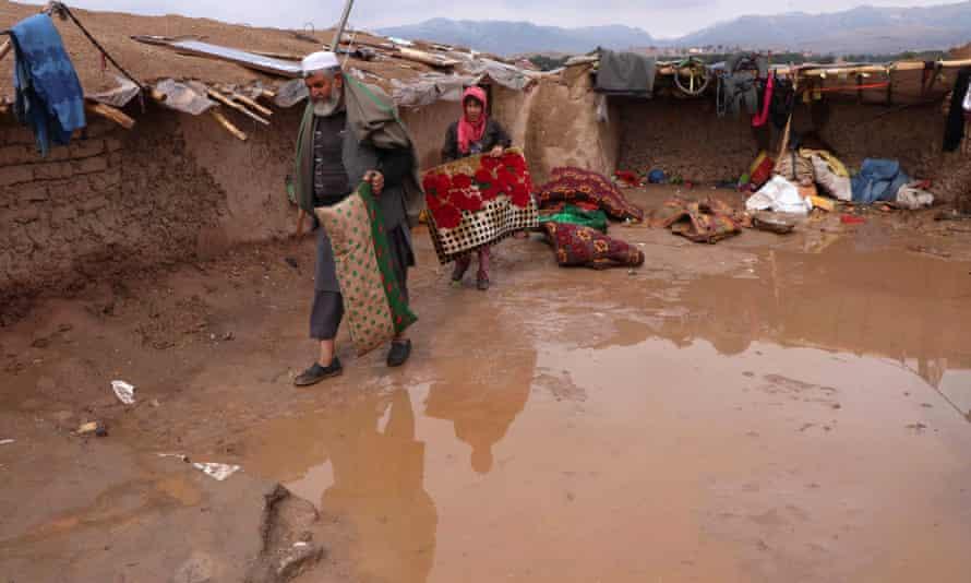 Flooding in Herat, western Afghanistan