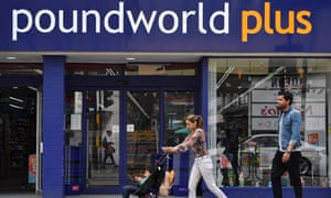 Full list of Poundworld stores as it goes into
