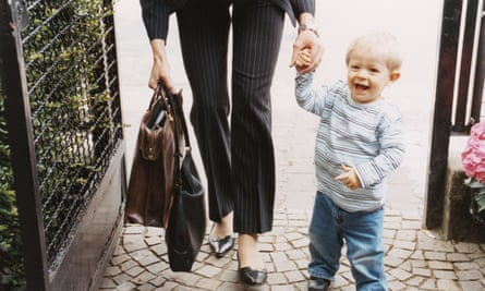 The ability to work from home is the employee benefit that working mothers most want.
