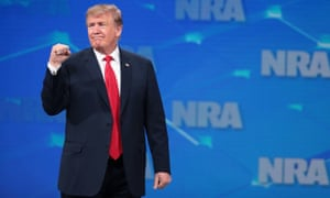 'The NRA is in grave danger': group's troubles are blow to Trump's 2020 bid