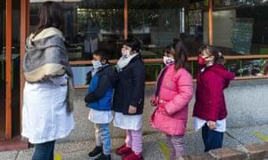 Uruguay and Paraguay buck Latin America coronavirus trend