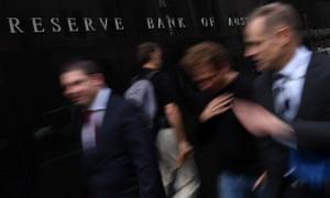 The Reserve Bank of Australia