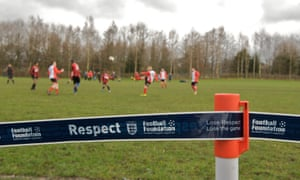 Grassroots football was affected by a referees' strike over the weekend