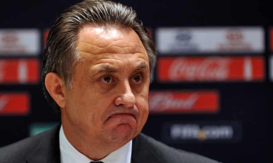 The Russian sports minister, Vitaly Mutko, admitted his country had been forced to withdraw players from its national teams at major competitions because of the risk they could test positive for meldonium.
