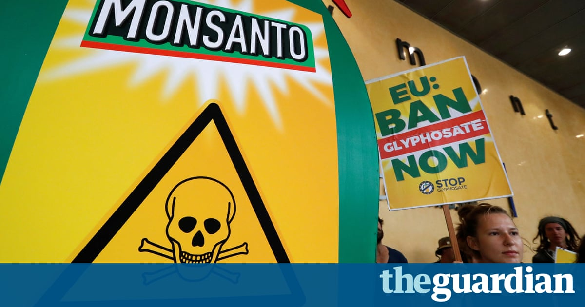 Monsanto banned from European parliament – Trending Stuff