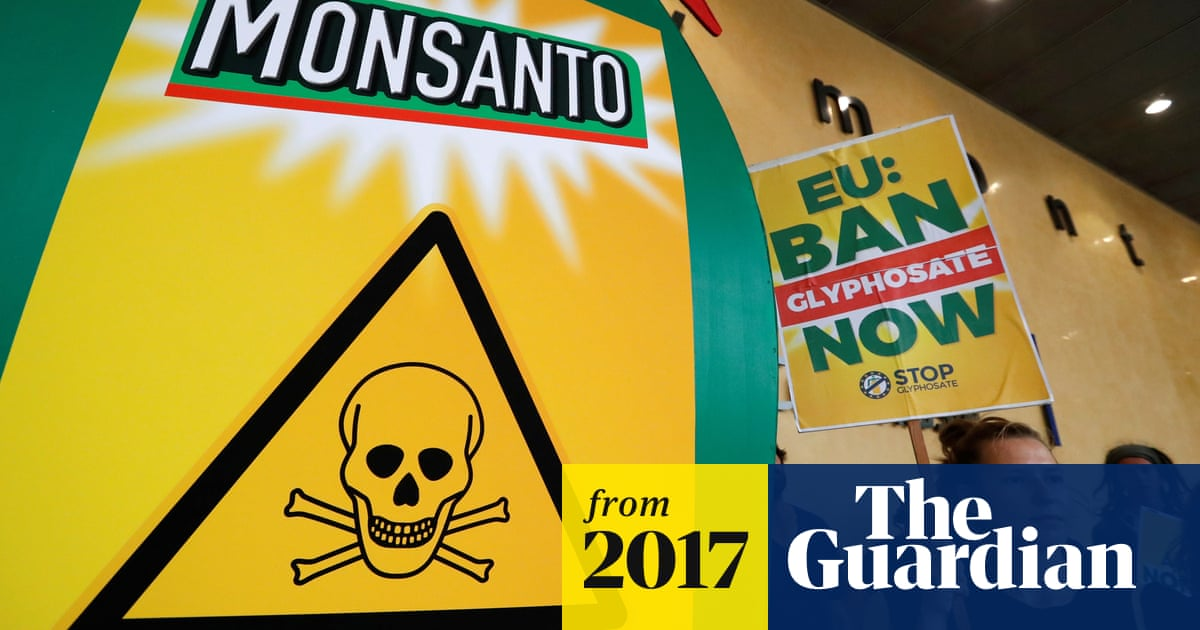 Monsanto banned from European parliament | Environment | The Guardian