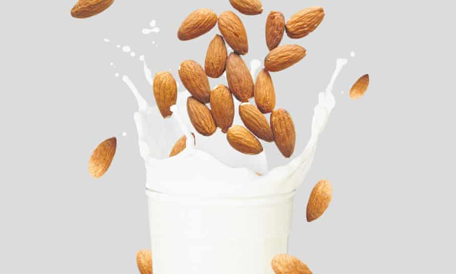 Almond milk … too good to be true?