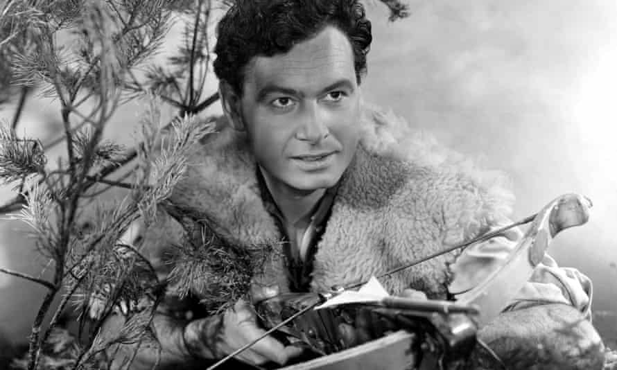 Conrad Phillips in William Tell, the tale of a Swiss hero taking on his Austrian overlords. He proved his marksmanship by shooting an arrow into an apple placed on his son's head.