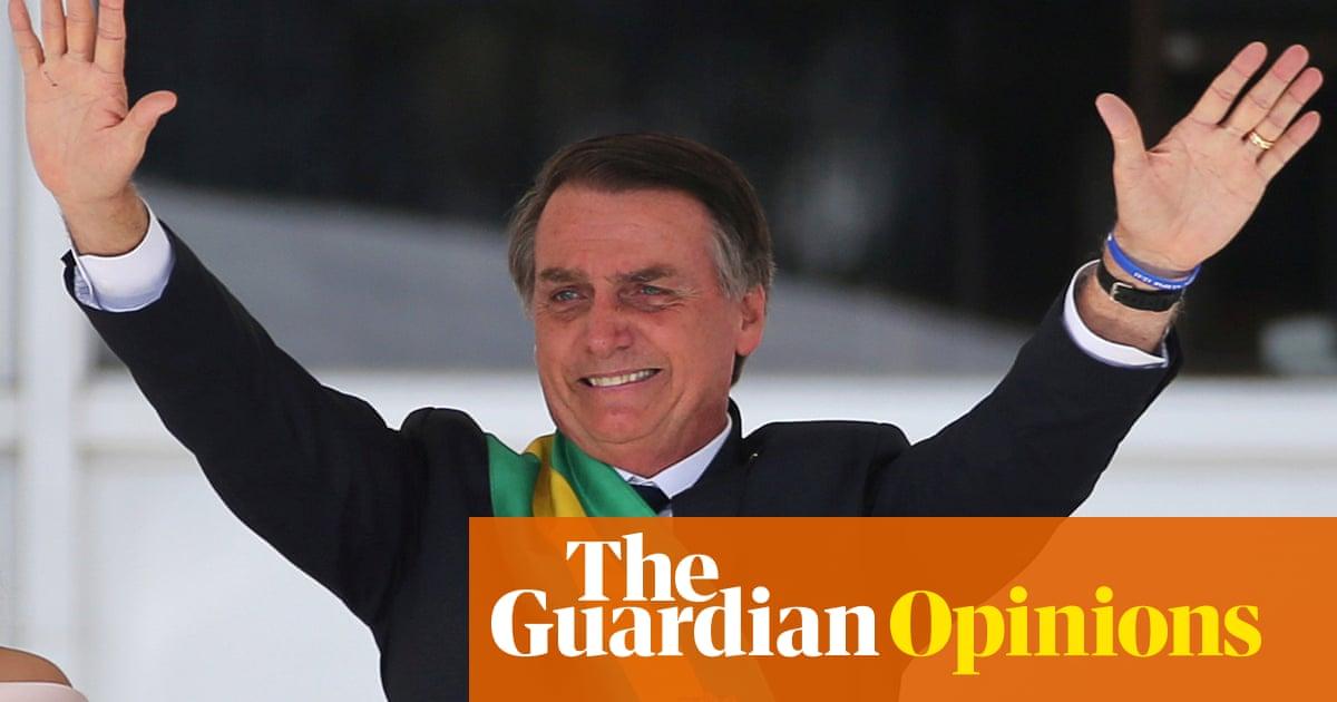 He's been president a week – and already Bolsonaro is damaging Brazil | Eliane Brum