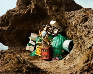 Belongings, Enoshima, 2010