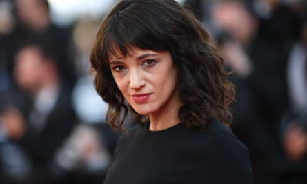 Asia Argento at the Cannes film festival in May 2014.