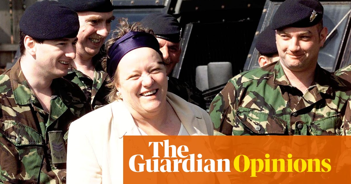 Why Deny Mo Mowlam My Stepmum Credit For The Good Friday Agreement
