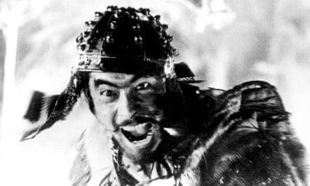 On a mission … Seven Samurai (1954)