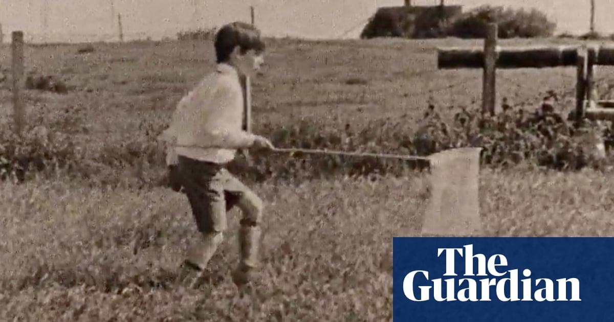 Jacob Rees-Mogg: my early career as an avant garde film star