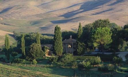 Agriturismo Bagnolo, Pienza, Tuscany