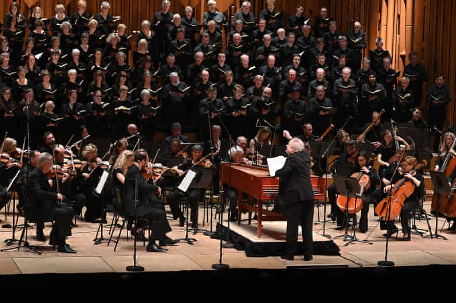The BBC Symphony Orchestra and Chorus, conducted by John Butt, perform Bach's Mass in B minor at the Barbican.