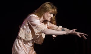Florence + the Machine performing in Bilbao, 12 July 2018.
