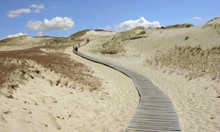 Take me to the beach … Nida, Lithuania.