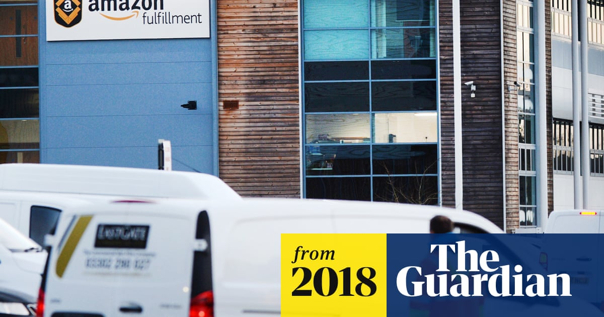 Amazon delivery firms face legal action over workers' rights