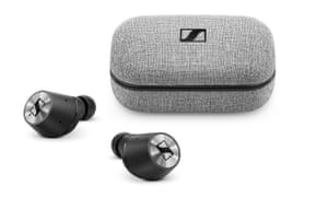 Sennheiser's Momentum True Wireless are expensive but sound great.