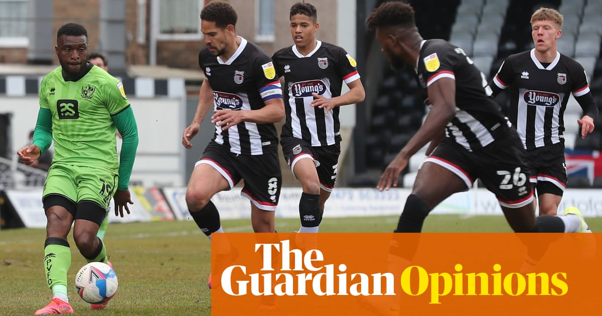 We bought Grimsby Town FC to help renew the place we love