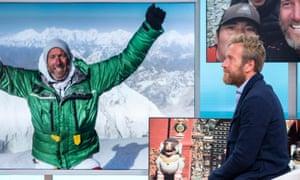Ben Fogle talks about his Everest climb
