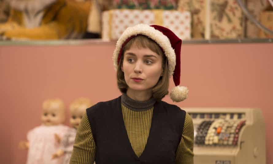 Rooney Mara in Carol