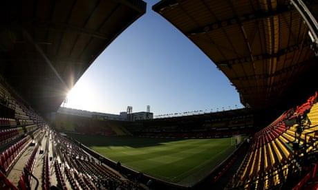 Watford v Tottenham Hotspur: Premier League – live!