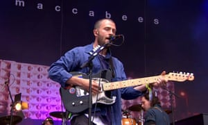 The Maccabees: shaved!