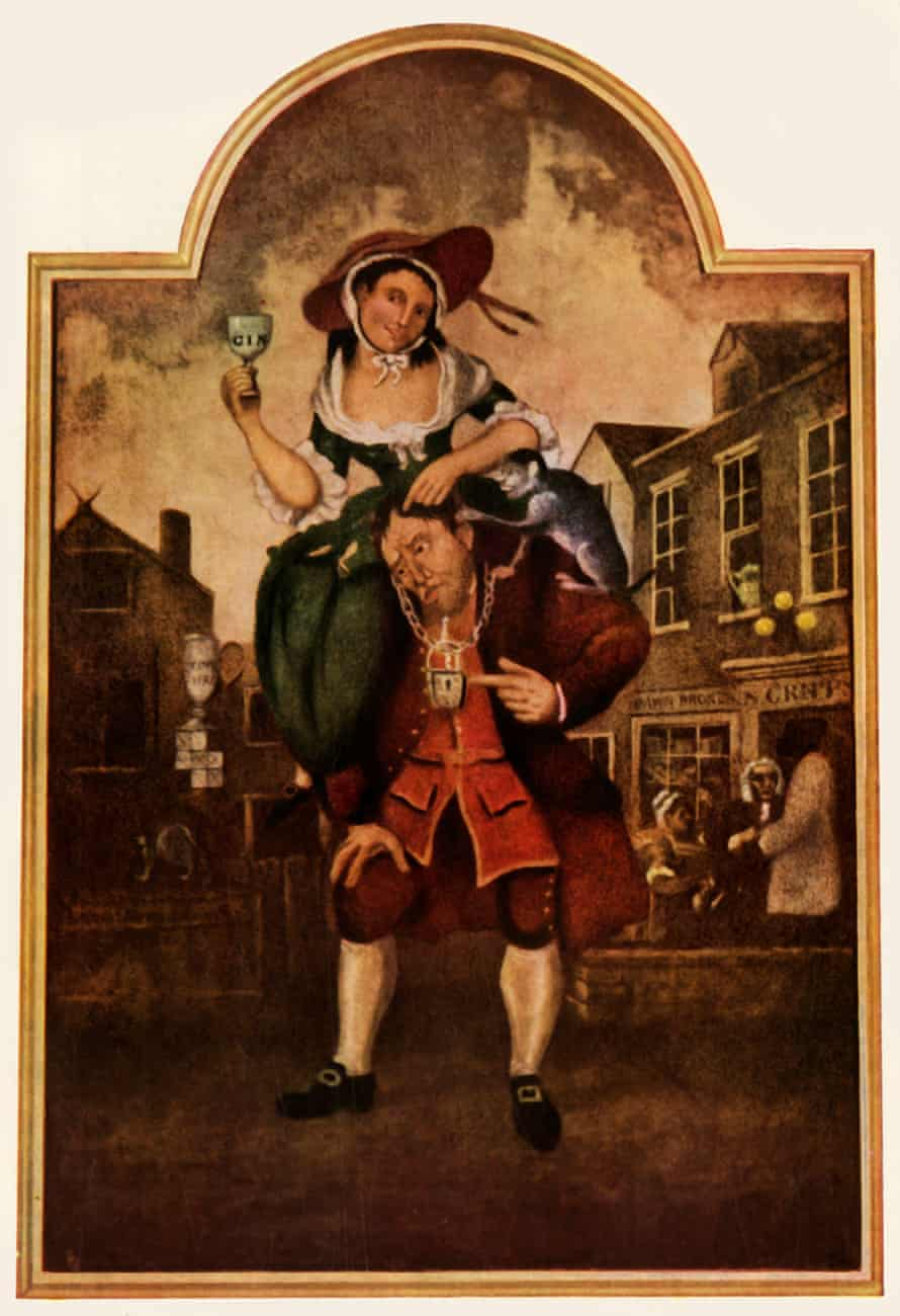 The Man with the Load of Mischief, an inn sign attributed to William Hogarth.