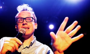 Chris Gethard's Edinburgh show focused on his depression.