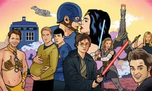 From Star Trek to Fifty Shades: how fanfiction went