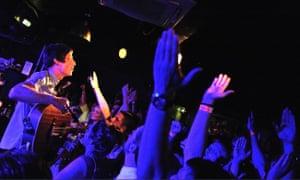 gig in Glasgow