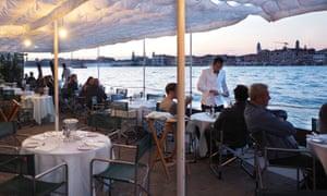 Harry's Dolci bar and restaurant, Venice