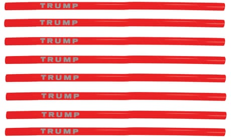 Trump re-election campaign raises $460,000 from selling plastic straws