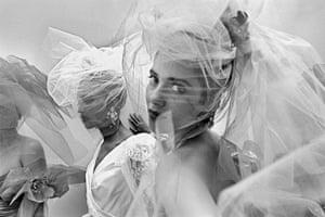 Parigi 1989 Paris. Fashion show. 1989